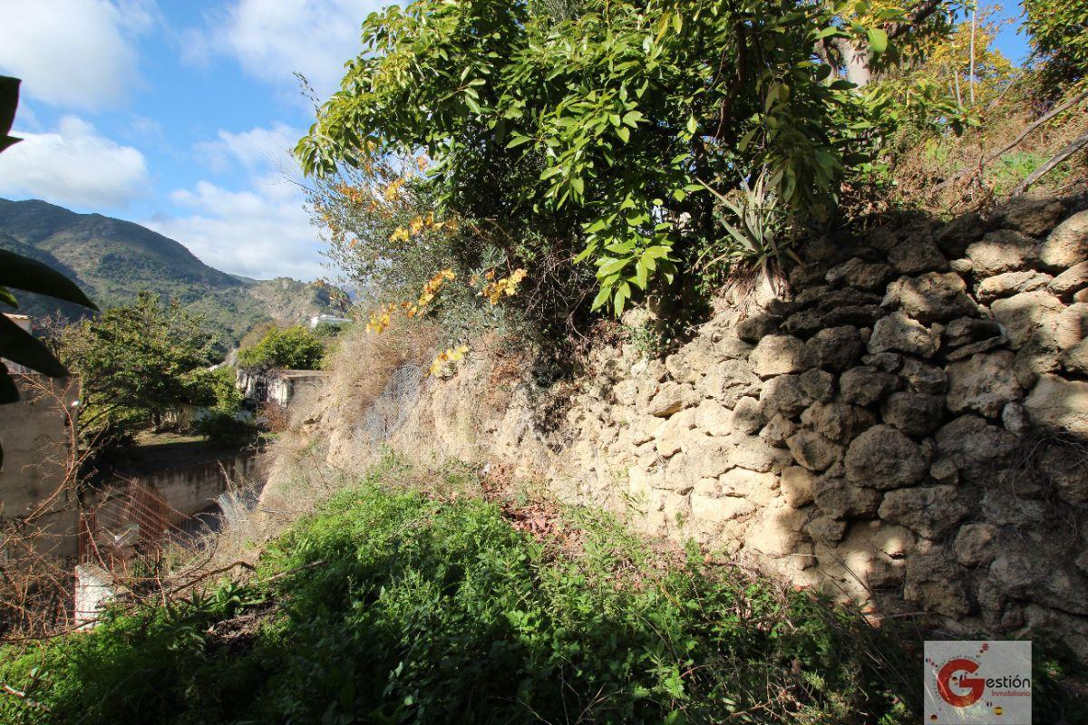 For sale of land in Guájar Faragüit