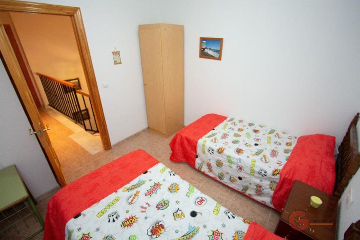 For sale of house in Castell de Ferro