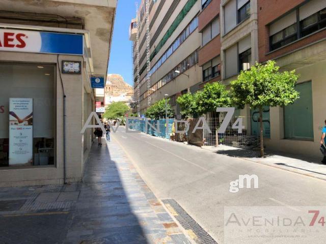 Alquiler de local comercial en Lorca