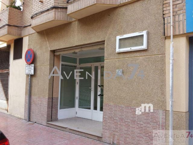 Venta de local comercial en Lorca