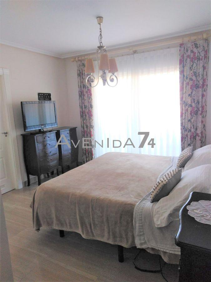 For rent of penthouse in Águilas