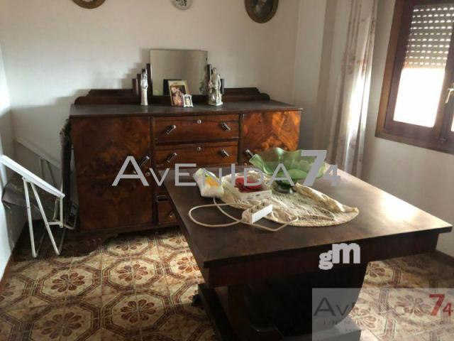 For sale of ground floor in Águilas