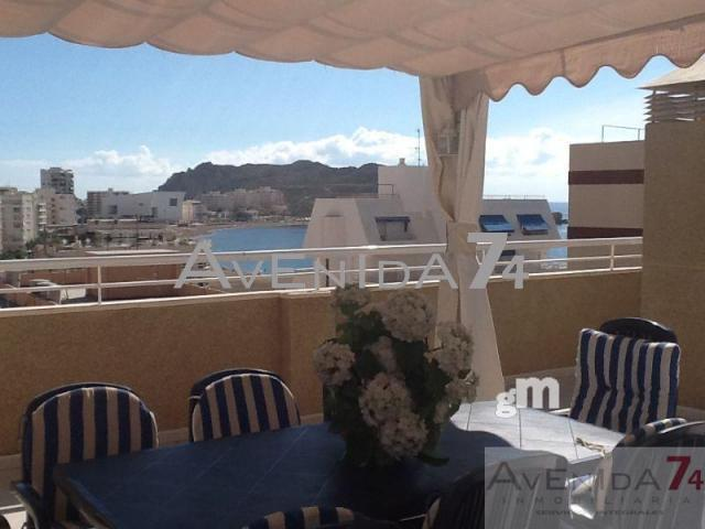 For sale of penthouse in Águilas