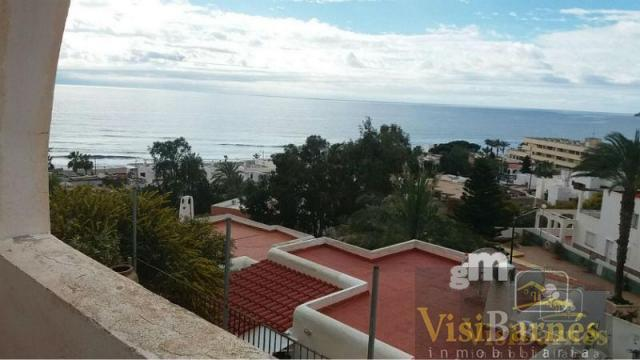 For rent of apartment in Mojácar