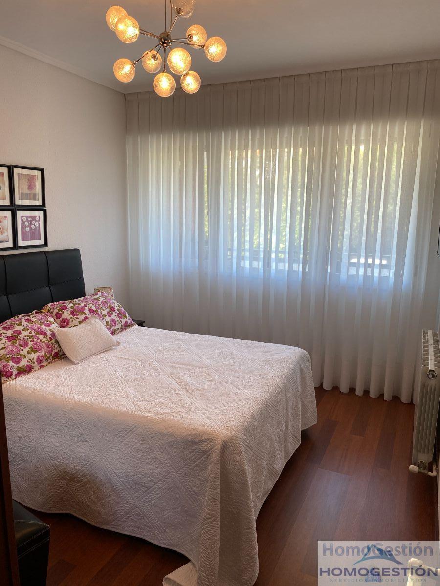 For sale of flat in Berango