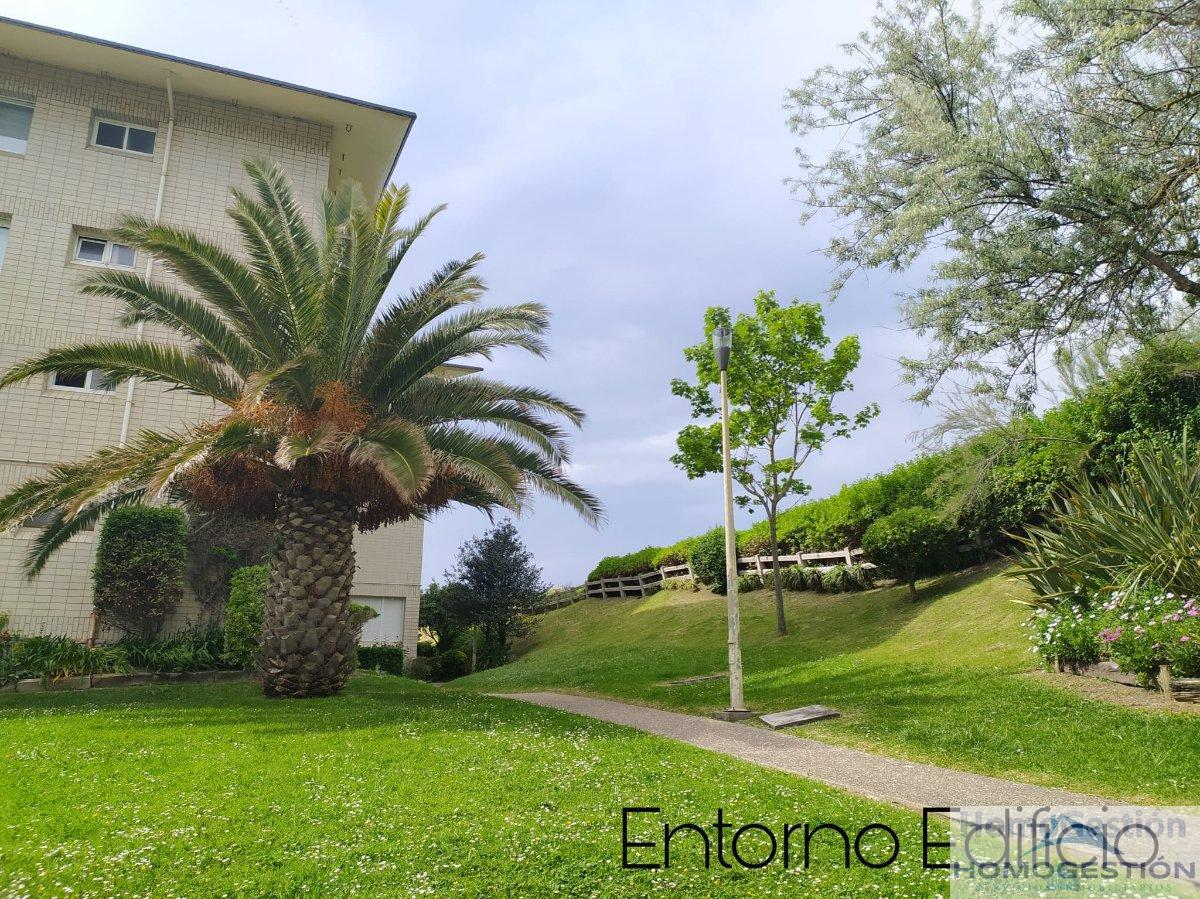 For rent of flat in Sopelana