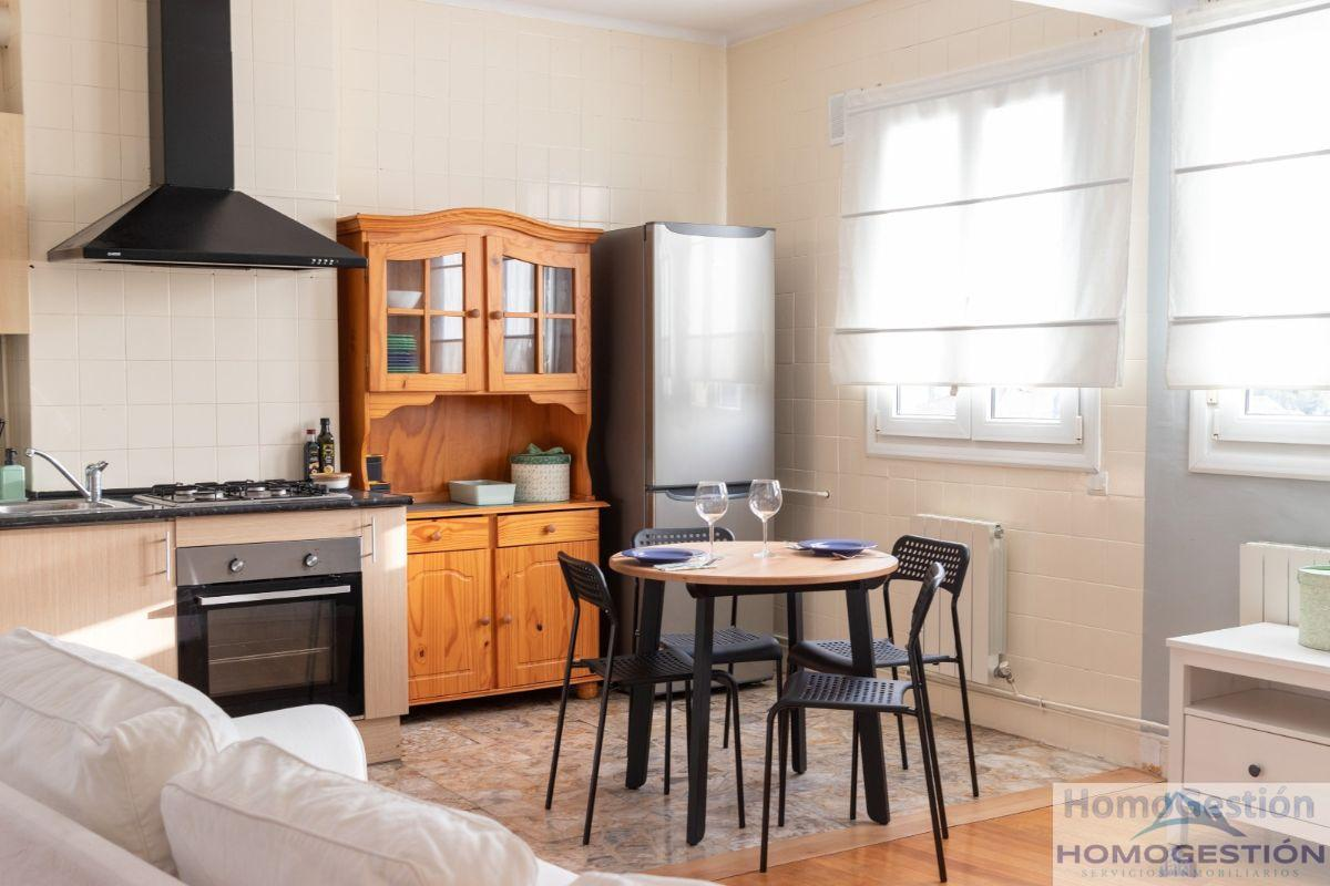 For rent of flat in Getxo