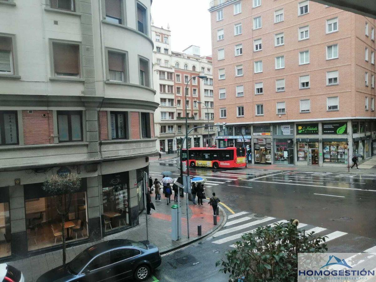 Alquiler de oficina en Bilbao
