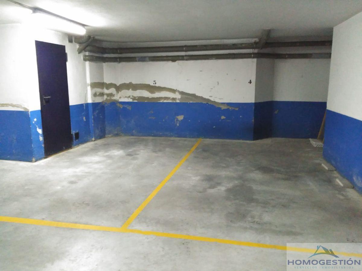 Alquiler de garaje en Getxo