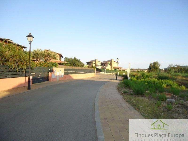 For sale of land in Santa Cristina d Aro