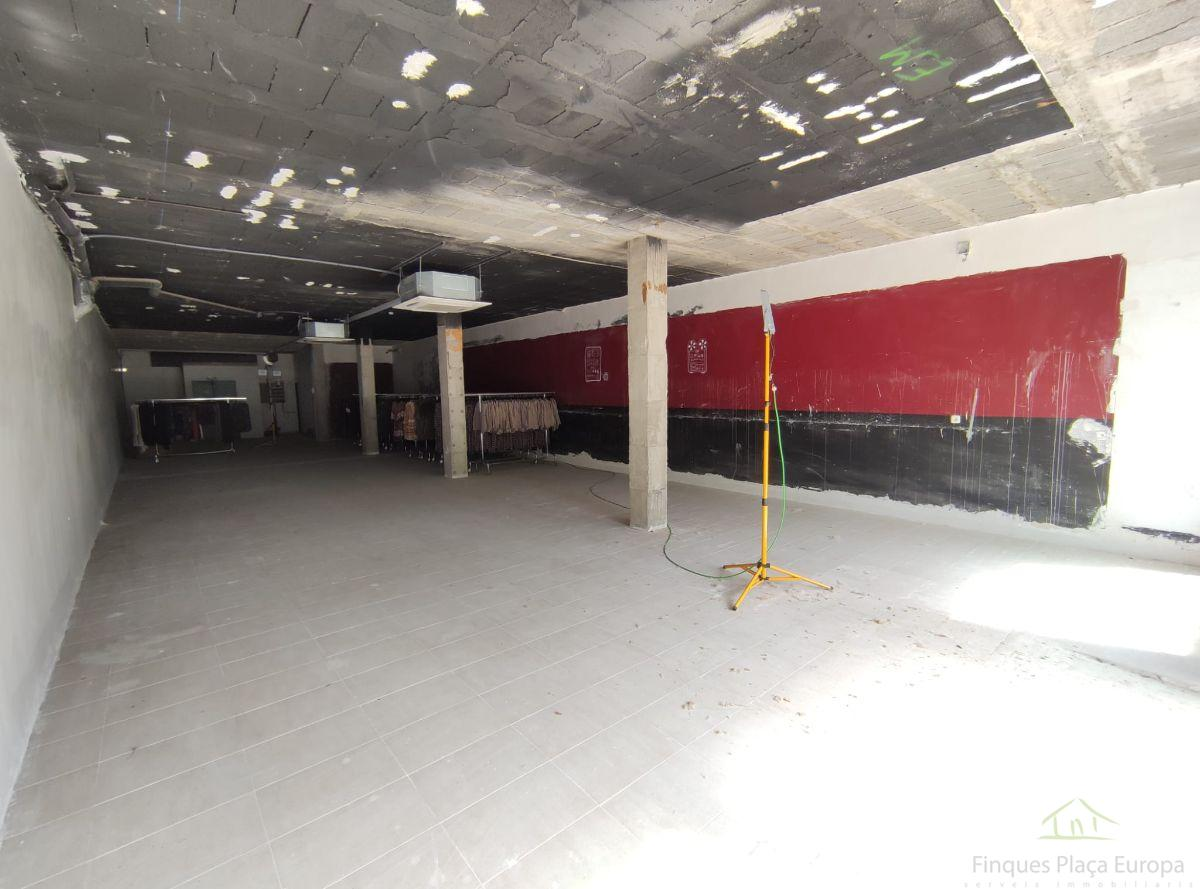 For rent of commercial in Platja d´Aro