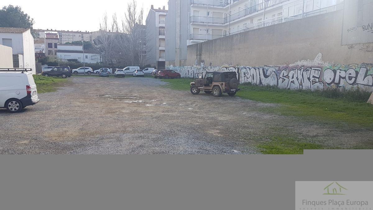 For sale of land in Sant Antoni de Calonge
