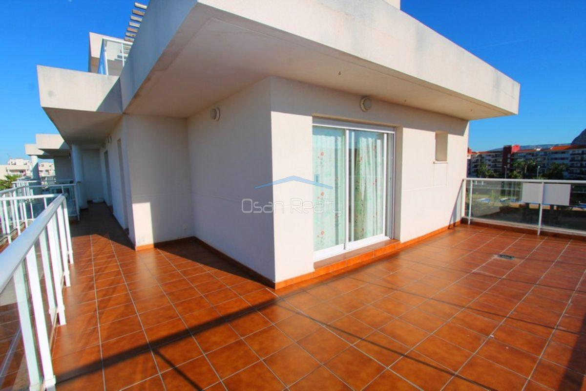 Verkoop van penthouse in Dénia