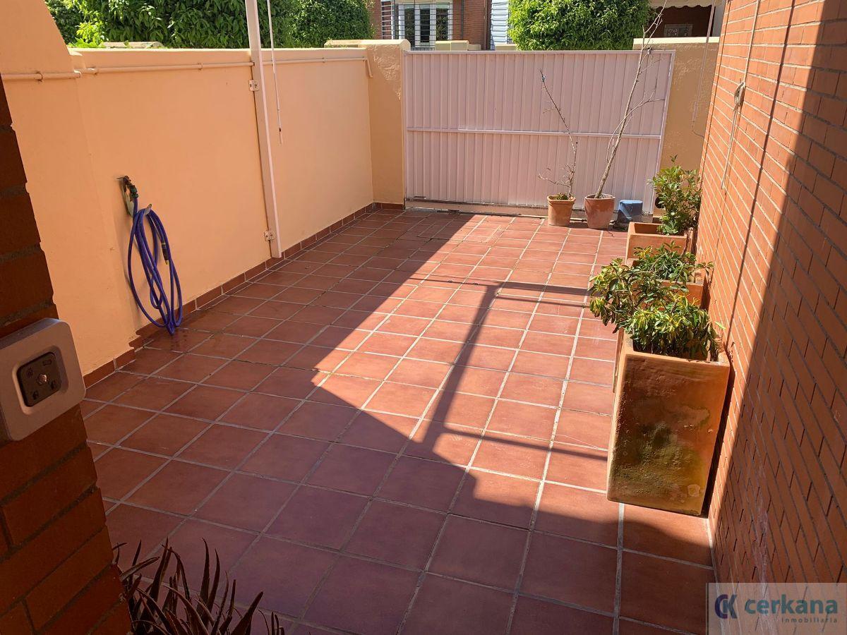 For rent of house in Castilleja de la Cuesta