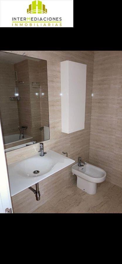 For rent of flat in La Roda