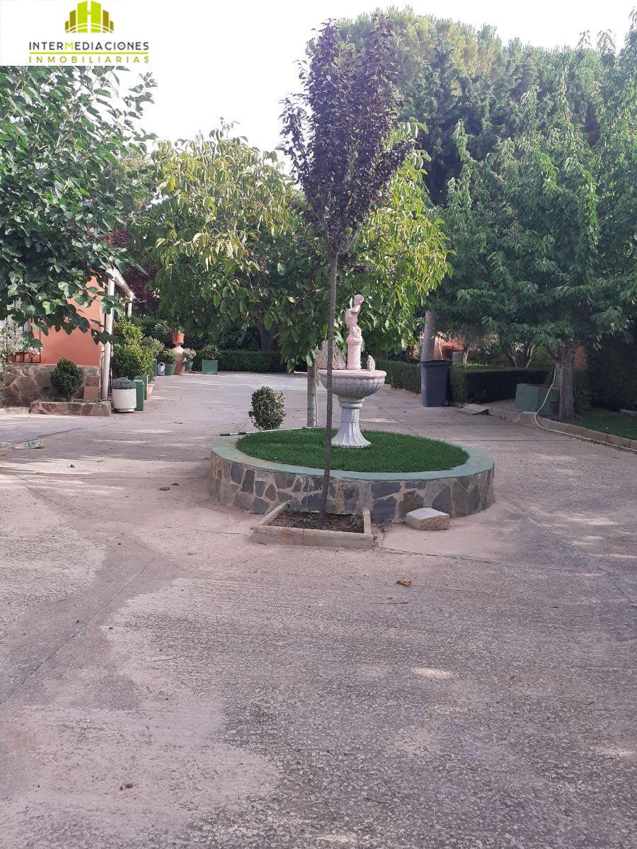 Venta de finca rústica en Albacete