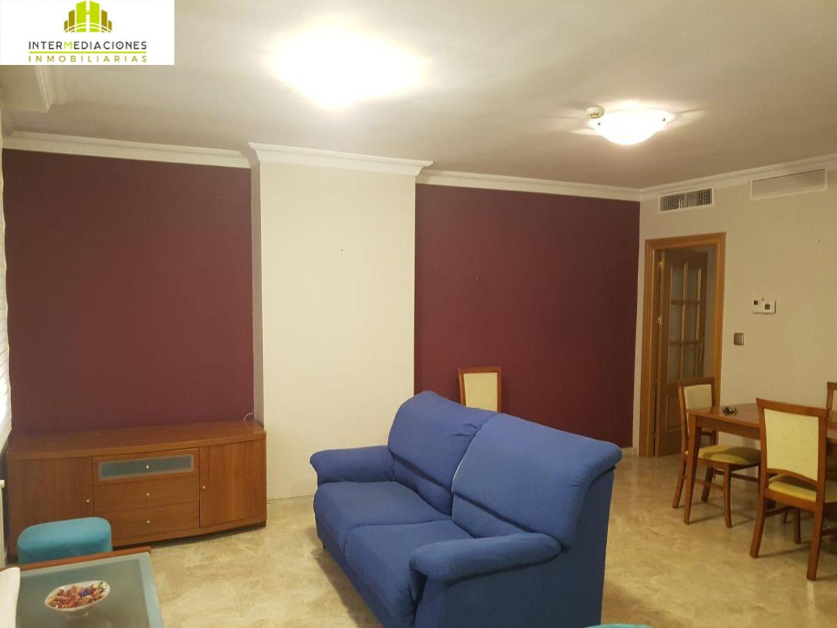 For rent of penthouse in Albacete