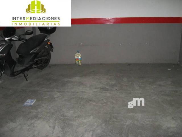 Venta de garaje en Albacete