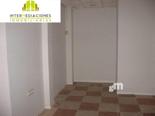 For rent of commercial in Albacete