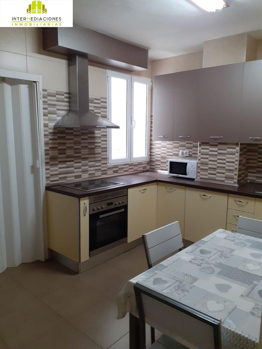 For rent of flat in Albacete