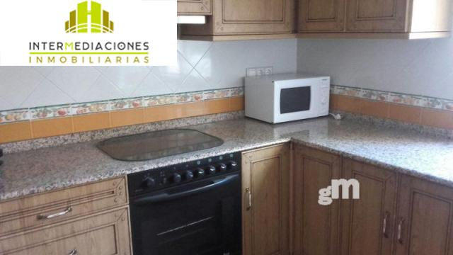 For rent of duplex in Pozohondo