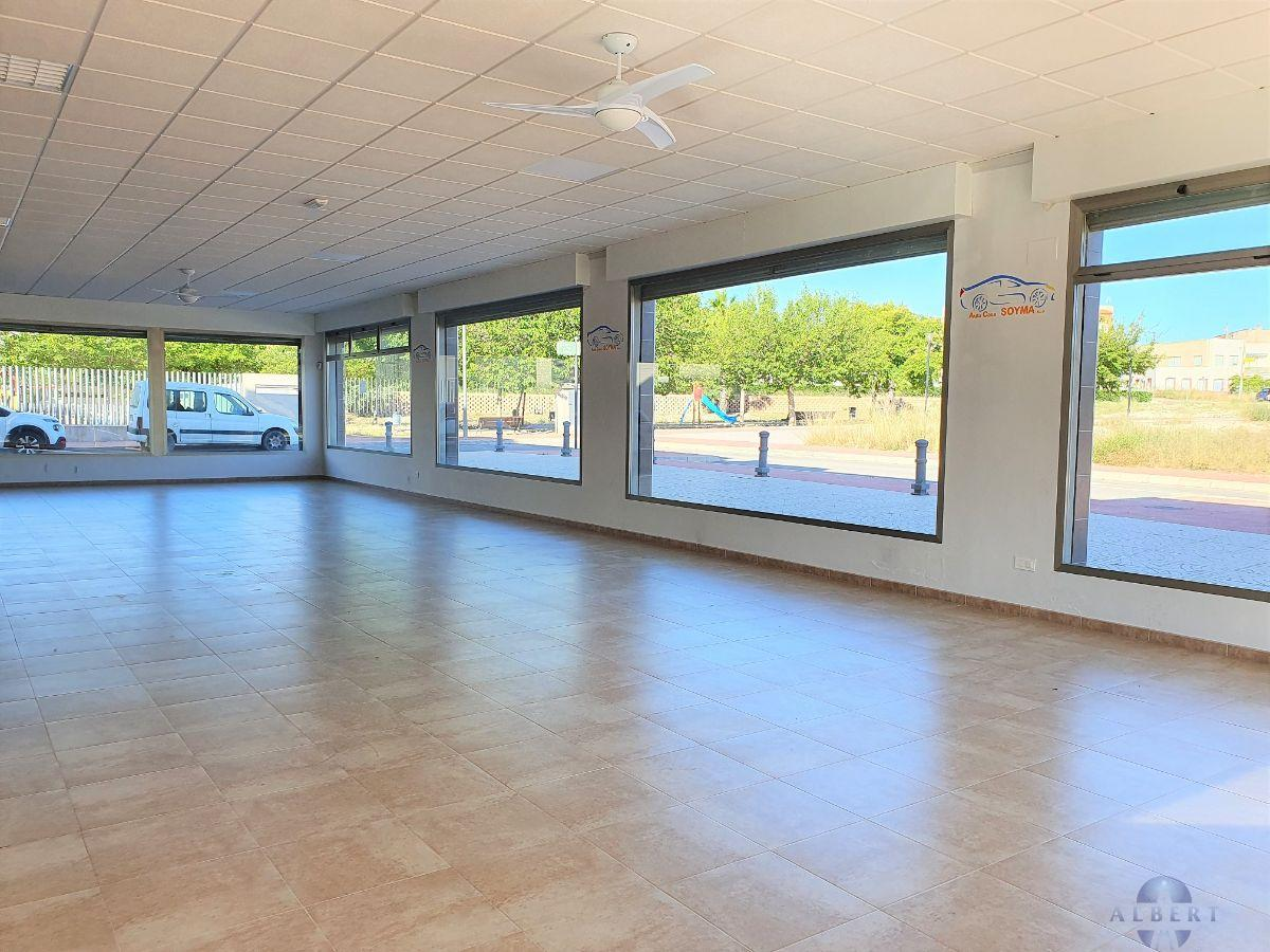 For rent of commercial in Monóvar-Monòver