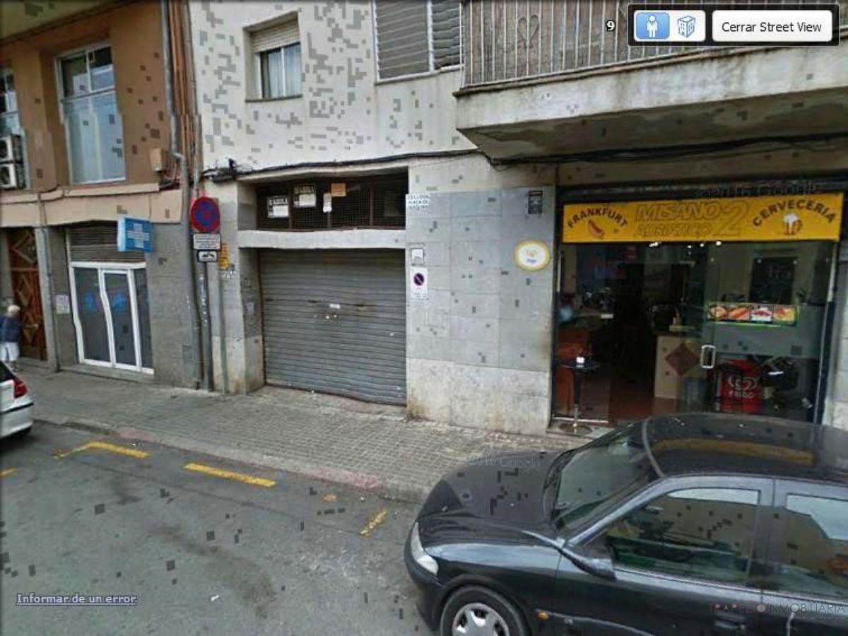 Alquiler de garaje en Mataró