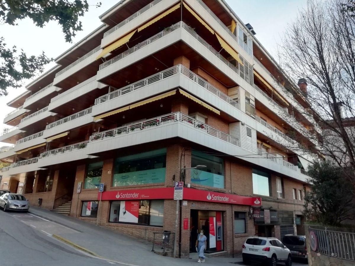 For rent of garage in Sant Andreu de Llavaneres