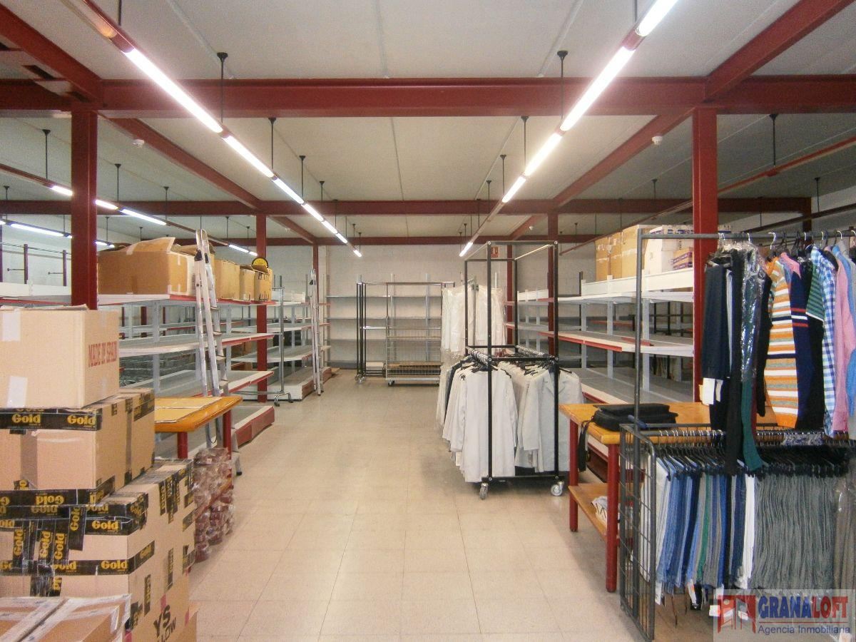 For rent of industrial plant/warehouse in Maracena