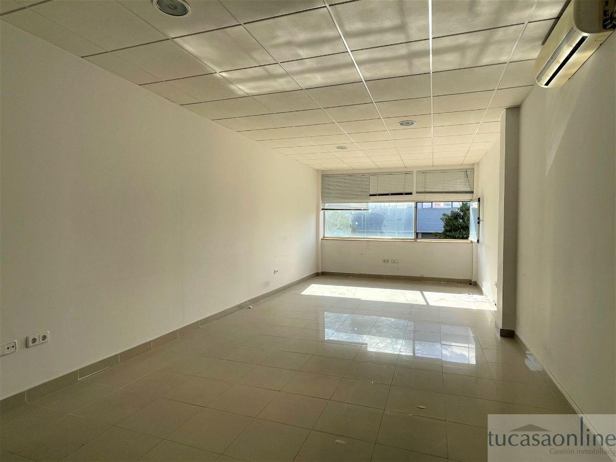 For rent of office in Jerez de la Frontera