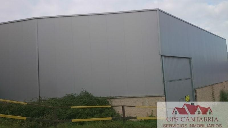 For sale of industrial plant/warehouse in San Felices de Buelna