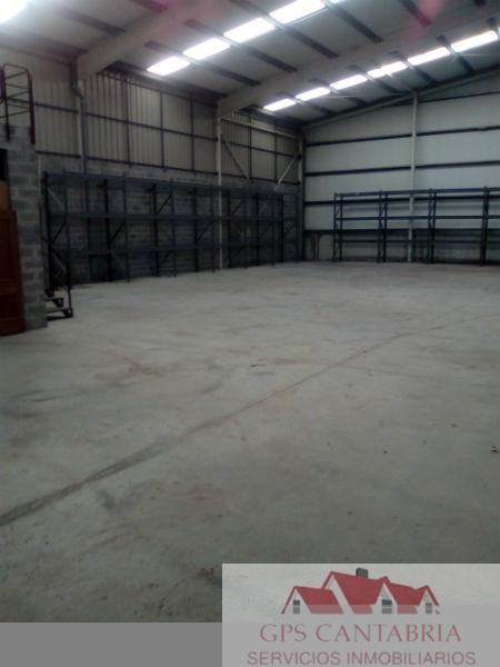 For sale of industrial plant/warehouse in Meruelo