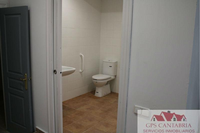 For rent of commercial in Puente Viesgo