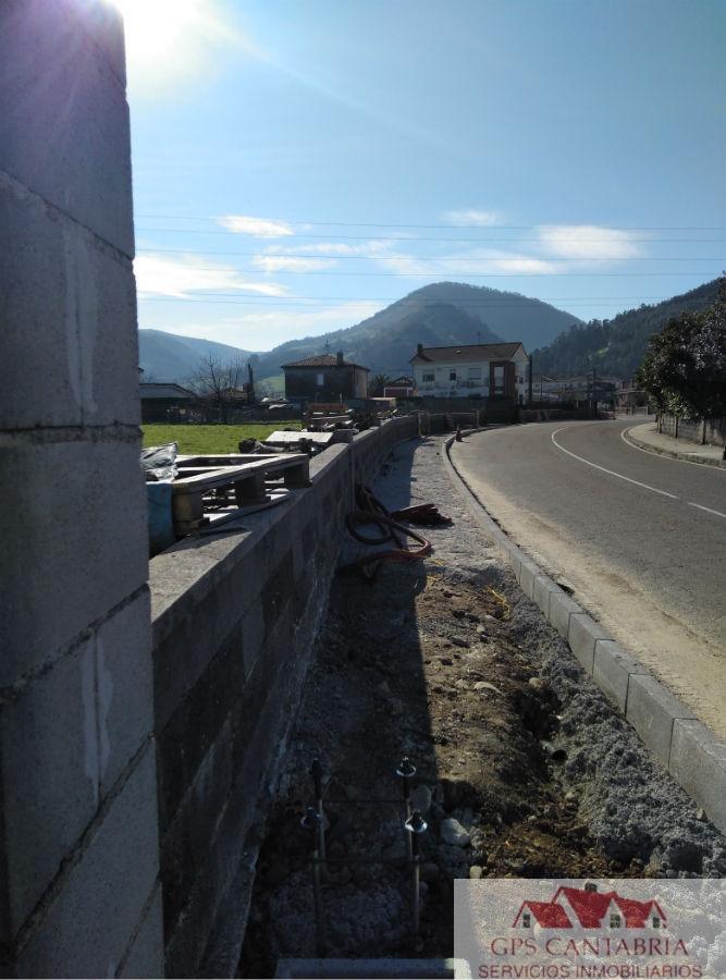 For sale of land in Los Corrales de Buelna