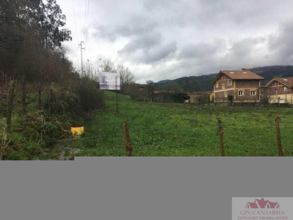 Venta de terreno en Guriezo