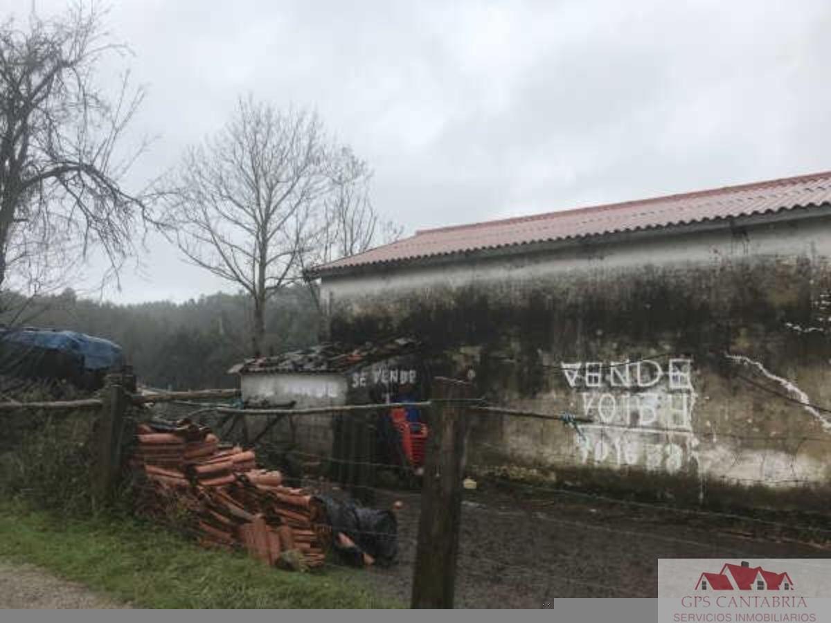 For sale of industrial plant/warehouse in Cabezón de la Sal