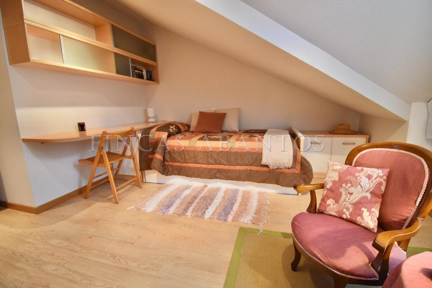 For rent of room in San Lorenzo de El Escorial
