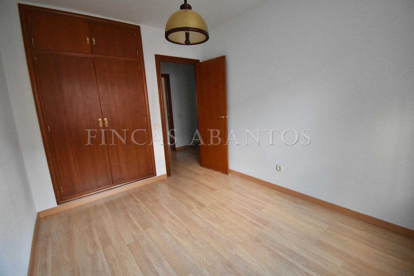 For rent of flat in El Escorial