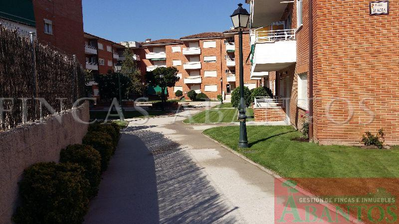 For sale of flat in Robledo de Chavela