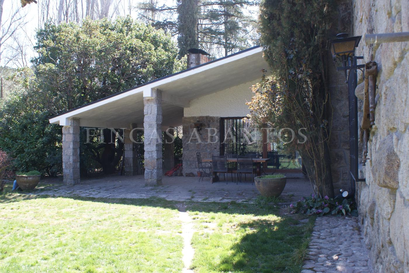 Venta de chalet en El Escorial
