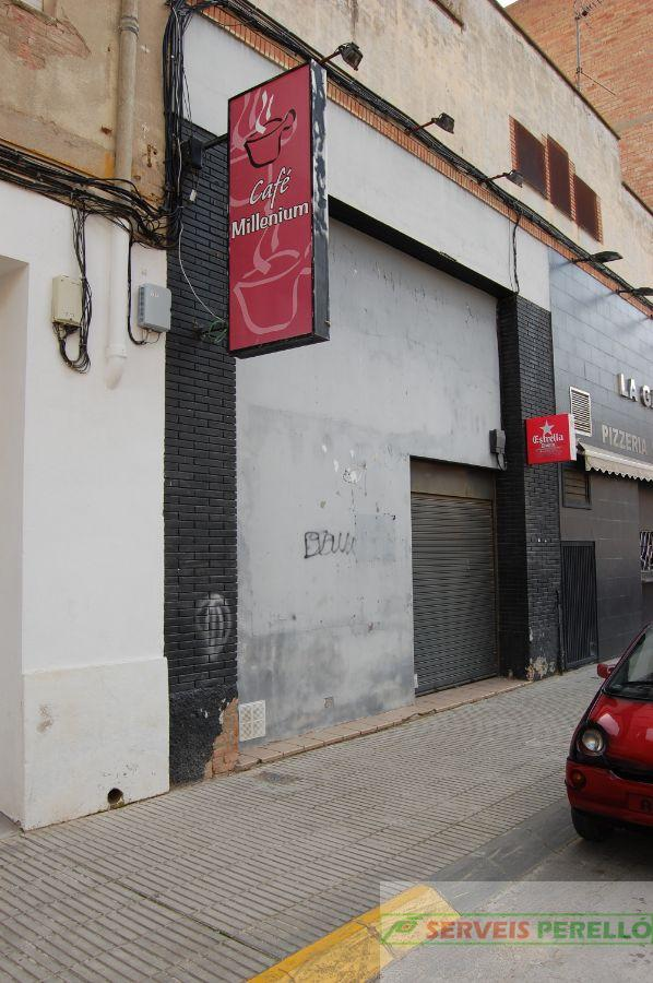 Alquiler de local comercial en Mollerussa