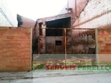 For sale of land in Linyola