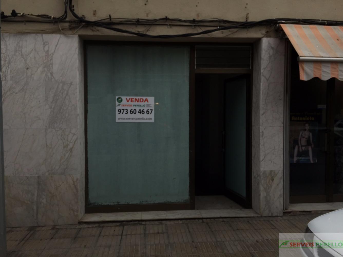 Venta de local comercial en Mollerussa