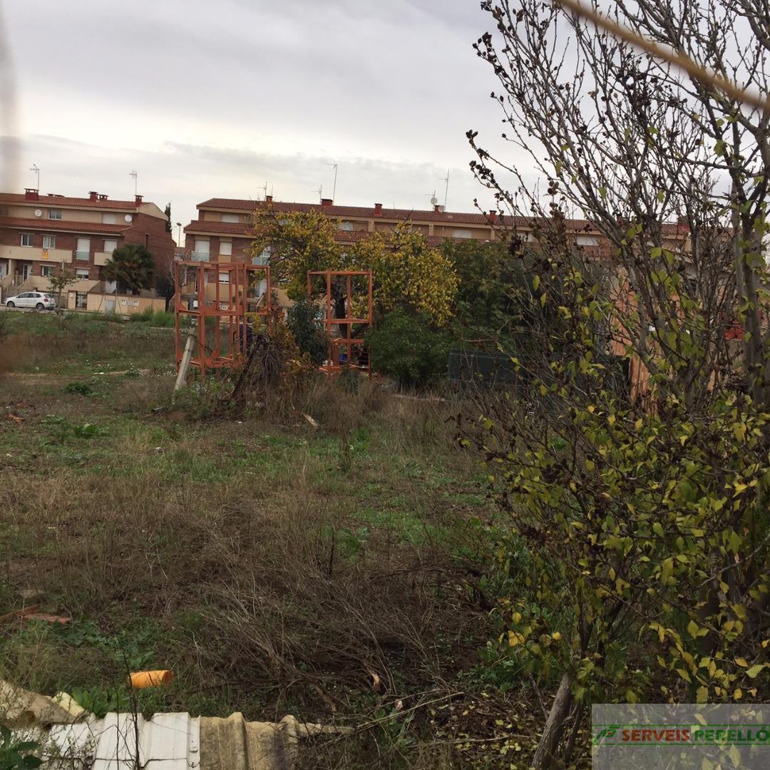 Venta de terreno en Mollerussa
