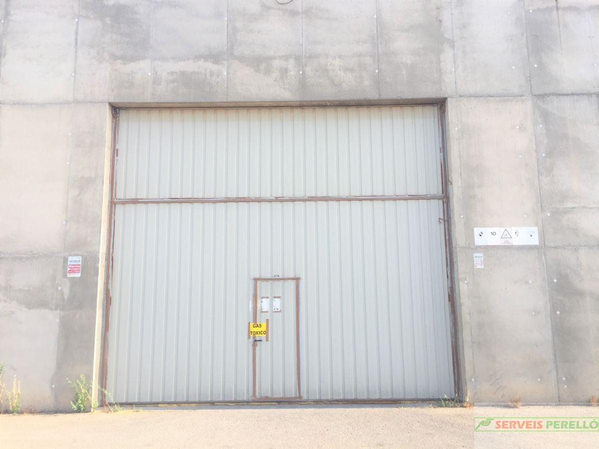 For sale of industrial plant/warehouse in Torregrossa