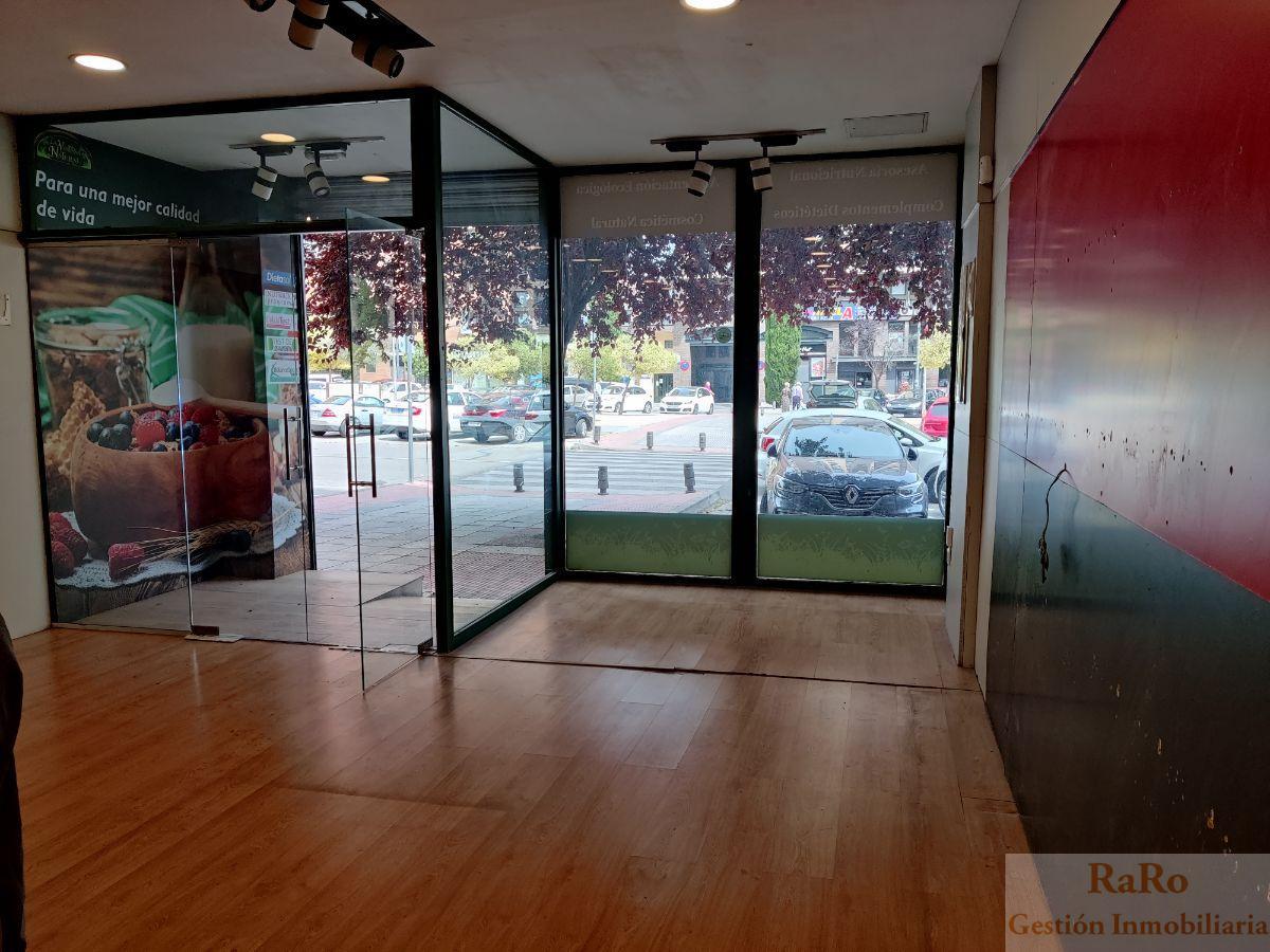 Alquiler de local comercial en Leganés