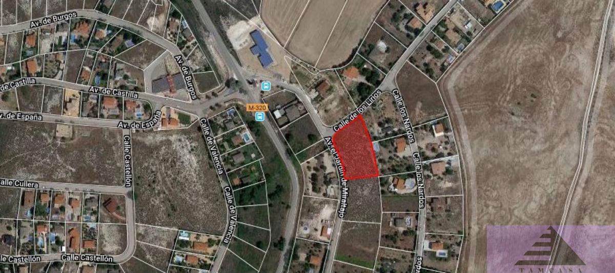 For sale of land in Colmenar de Oreja