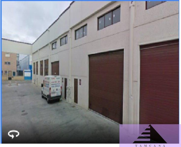 For sale of industrial plant/warehouse in Seseña
