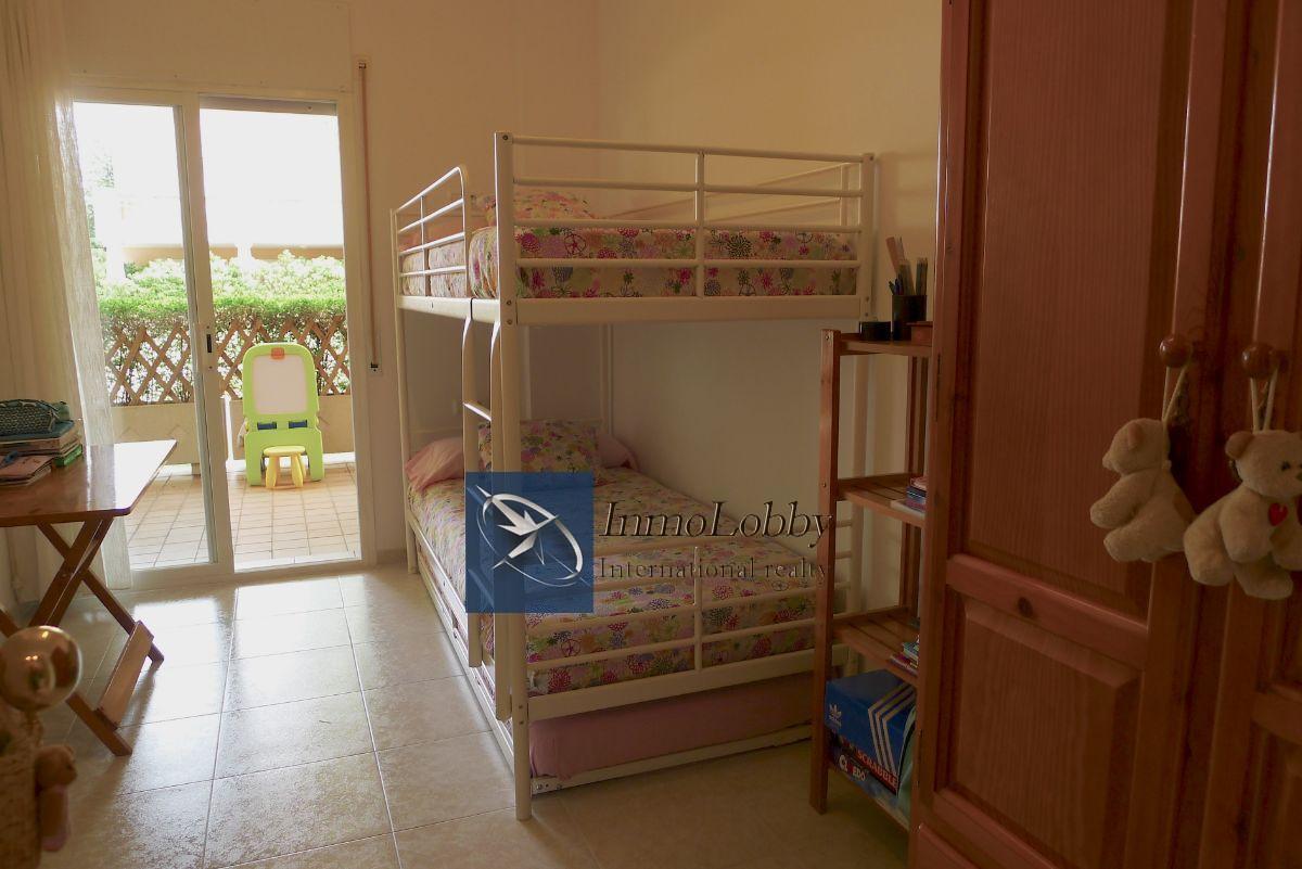 Miete von appartement in  S agaro