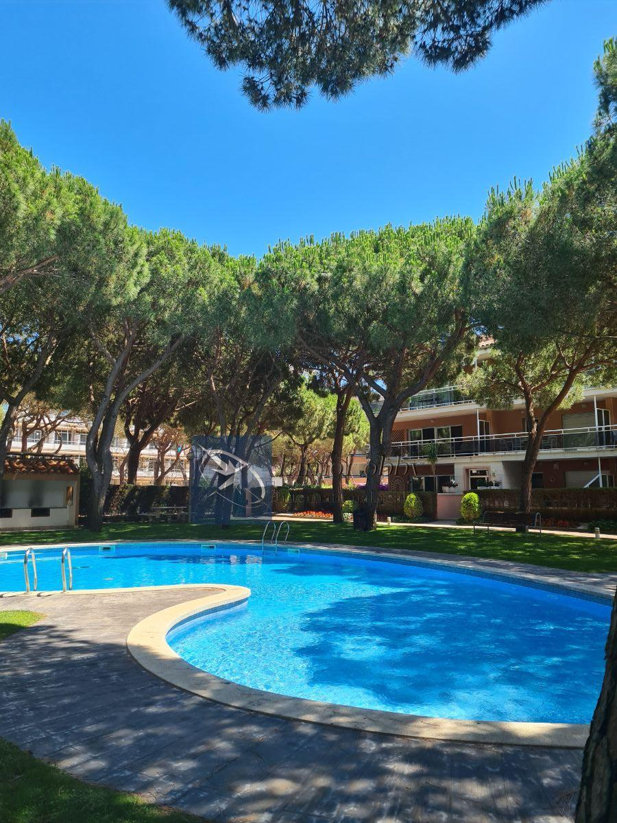 For rent of apartment in Castell-Platja d´Aro
